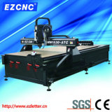 Вырезывание Осциллировать-Ножа Ce Ezletter Approved новаторское для мягкого маршрутизатора CNC материала (MW-1530-ATC)