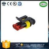 3pin штекер Automotove электрический контакт водонепроницаемый разъем авто
