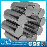 Magnete sinterizzato neodimio permanente eccellente del disco di alta qualità