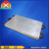 Dissipatore di calore sporto personalizzato refrigerante di liquidi della lega di alluminio 6063 da vendere