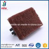 (YF01-33) Escova de limpeza resistente extra do Griddle