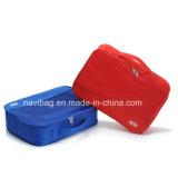 Nouveau produit Barrel Shaped Travel Contents Sac cosmétique Sac de lavage à grande capacité
