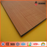 ACP en bois de regard d'Ideabond pour l'usine d'Acm de décoration intérieure (AE-305)