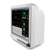 Moniteur patient qualifié élevé d'équipement médical de vente chaude