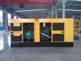 groupe électrogène diesel de 160kw/200kVA Doosan avec la pièce jointe insonorisée d'écran