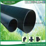 HDPE hohles Wand-Wicklungs-Rohr für den Verkauf hergestellt in China
