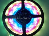 RGB Digitale LEIDENE SMD5050 Licht van de Strook met Ingebouwd IC