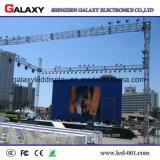 Pantalla a todo color al aire libre/de interior/el panel/visualización de HD LED para hacer publicidad