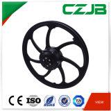 '' Motor sin cepillo del eje de la C.C. de la bici eléctrica de la aleación de aluminio Czjb-92/20
