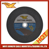 roda abrasiva de 300mm para o disco de moedura En12413 da estaca do metal