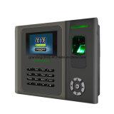 組み込みのバックアップ李電池(GT200/ID)が付いている指紋の時間出席システム