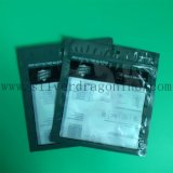 印刷されるを用いる最上質PVCジッパーのパッキング袋