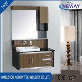 Neuer Entwurfs-unfertige Badezimmer-Stahleitelkeit