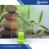 vidrio de hoja del claro de 3mm-19m m Galss modelado con ISO&Ce