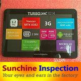 Les comprimés de femelle Inspection Service/ Inspection de la tablette à Shenzhen