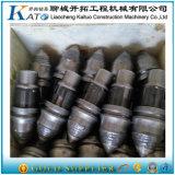 Perforación de la base de la mina de carburo redondo del carburo Bkh47 Bm11