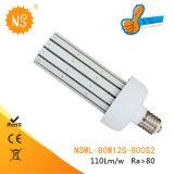 luz do diodo emissor de luz do milho 80W com E40 10480lm baixo (NSWL-80W12S-800S2)