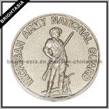 Монетка металла 3D высокого качества изготовленный на заказ для сувенира (BYH-10813)