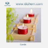 8 horas blanca vela de Tealight de la decoración del hogar