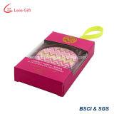 Miroir cosmétique personnalisé avec boîte cadeau pour vente Promotion