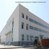 Oficina do aço estrutural para o mercado de Europa