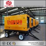 bomba de água 10inh Diesel para a mineração/drenagem da inundação com reboque