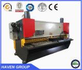 Hydraulischer Schwingen-Träger-scherende Maschinen-Platten-Ausschnitt-Maschine