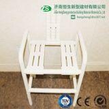 Badezimmer-Sicherheits-an der Wand befestigter Nylondusche-Sitz für ältere Personen
