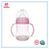 Cor que muda o frasco de bebê dos PP com base 180ml