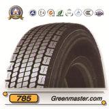 Semi neumático 225/70r19.5 245/70r19.5 265/70r19.5 285/70r19.5 del omnibus del neumático del carro