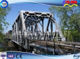 川(SB-001)の上の高力溶接された鋼鉄構造橋