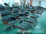 Les répliques en cuir classique moderne Charles Eames Chaise de Salon (DS302)