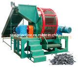 機械(SLPS800)をリサイクルする不用なタイヤ