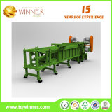 Único Shredder do eixo para o equipamento de borracha Waste da estaca e do recicl