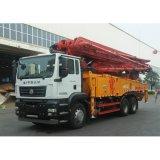 Bomba concreta montada de Sany 38m China mini caminhão popular quente