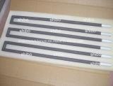 Elementos de aquecimento de carboneto de silício na forma de U para fornalhas e fornos