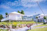 Шатер 6X6m роскошного курорта 2017 с крышей Pagoda