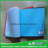 Ткань высокого качества гидродобная закрученная скрепленная Non сплетенная