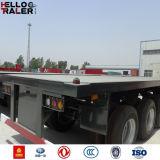 40FT de Vrachtwagen en de Aanhangwagen van de Tractie van de container voor Logistiek