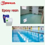 Impermeable de epoxy del piso revestimiento epoxi