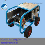 Druck-Reinigungsmittel mit Druck-Unterlegscheibe-Pumpe 350bar