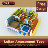 La SGS populaires séries de jeux pour enfants Terrain de jeux intérieur (ST1416-7)