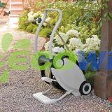 Automatische Garten-Schlauch-Bandspule mit Fuss-Geschäft
