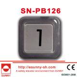 Guter Preis-Plastikdruckknopf (SN-PB126)