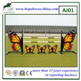Producto del caballo para las alas de salto de la demostración