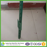 Green Painted Heavy Duty 1.33lb / Ft T Post pour l'Amérique