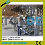 Machine à emballer verticale automatique de chips de pommes chips de petits goûters