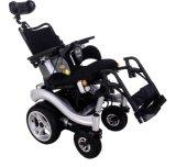 경사를 위한 알루미늄 프레임을%s 가진 2017년 Enjycare 기본적인 힘 휠체어