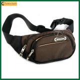 Kundenspezifischer Zippered kleiner Sport-Taillen-Beutel (TP-WTB013)