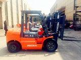 포크리프트 소형 4 톤 디젤 엔진 지게차